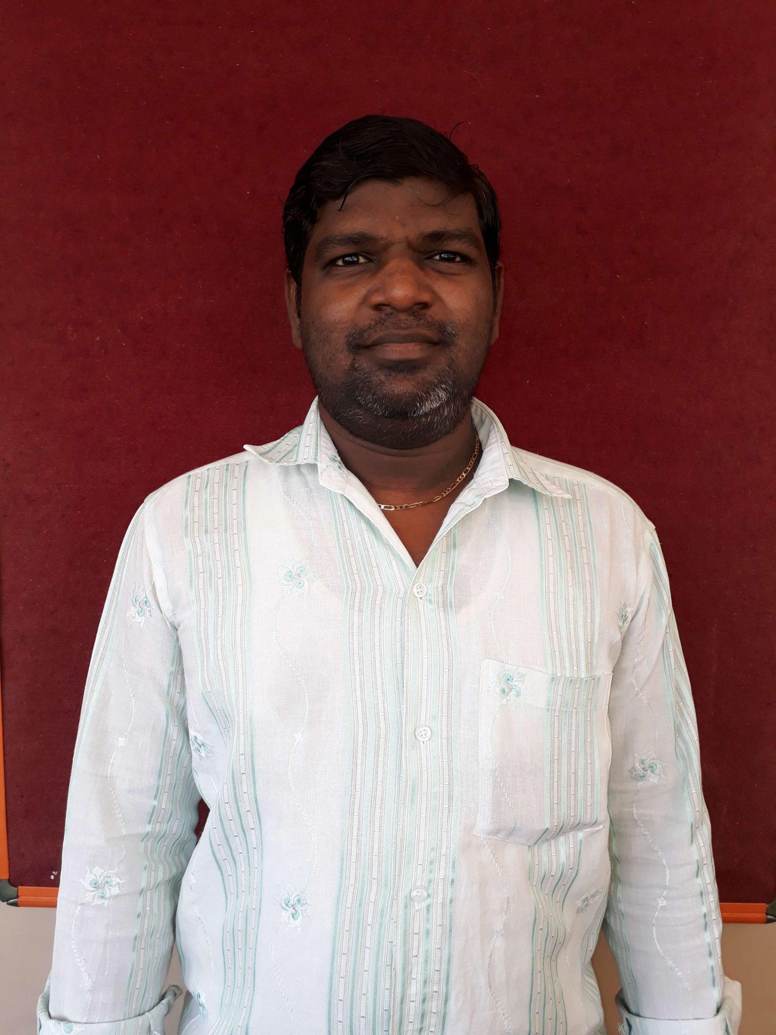 Mr. Ganesh M.Com., B.Ed Economics department