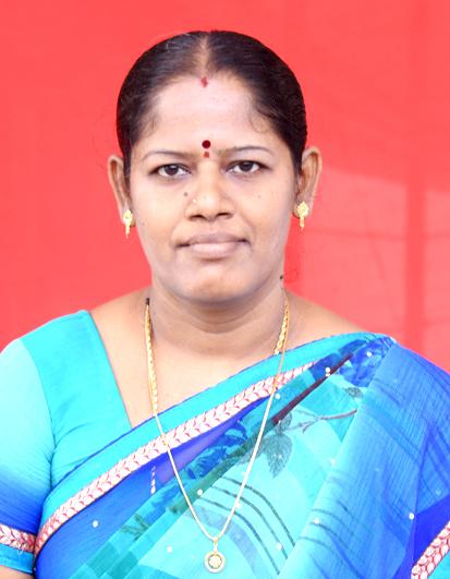 Mrs. C.Kalaivani B.Lit. B.Ed Tamil Department