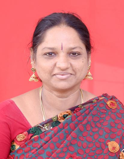 Mrs. Usha Higher Secondary teacher