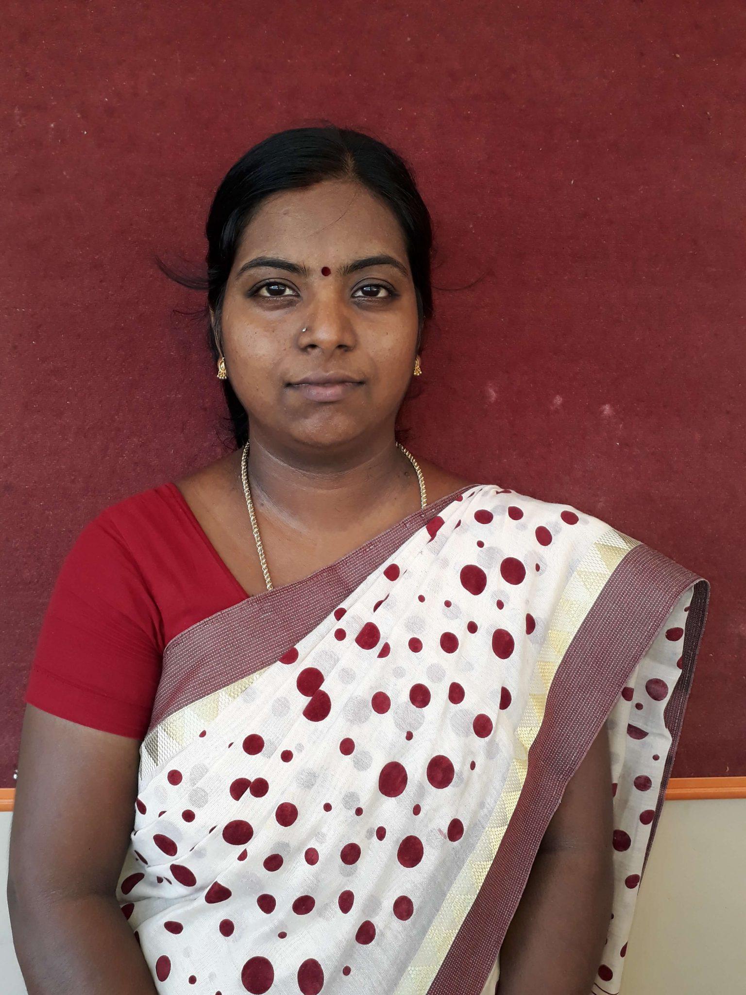 Mrs. K.Jayanthi M.A., B.Ed English department