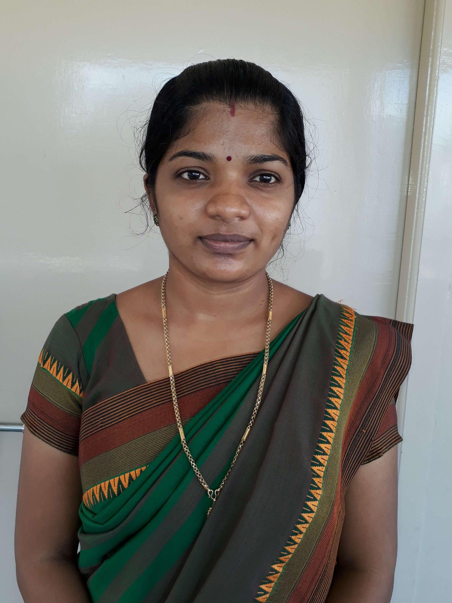 Mrs. Nitha B.Sc., MCA Computer department