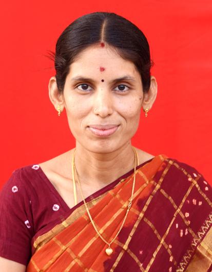 Mrs. Parameswari M.Sc. B.Ed Maths Department