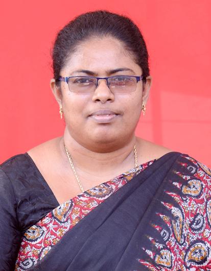 Mrs. Rubavathy Higher Secondary Teacher - Math