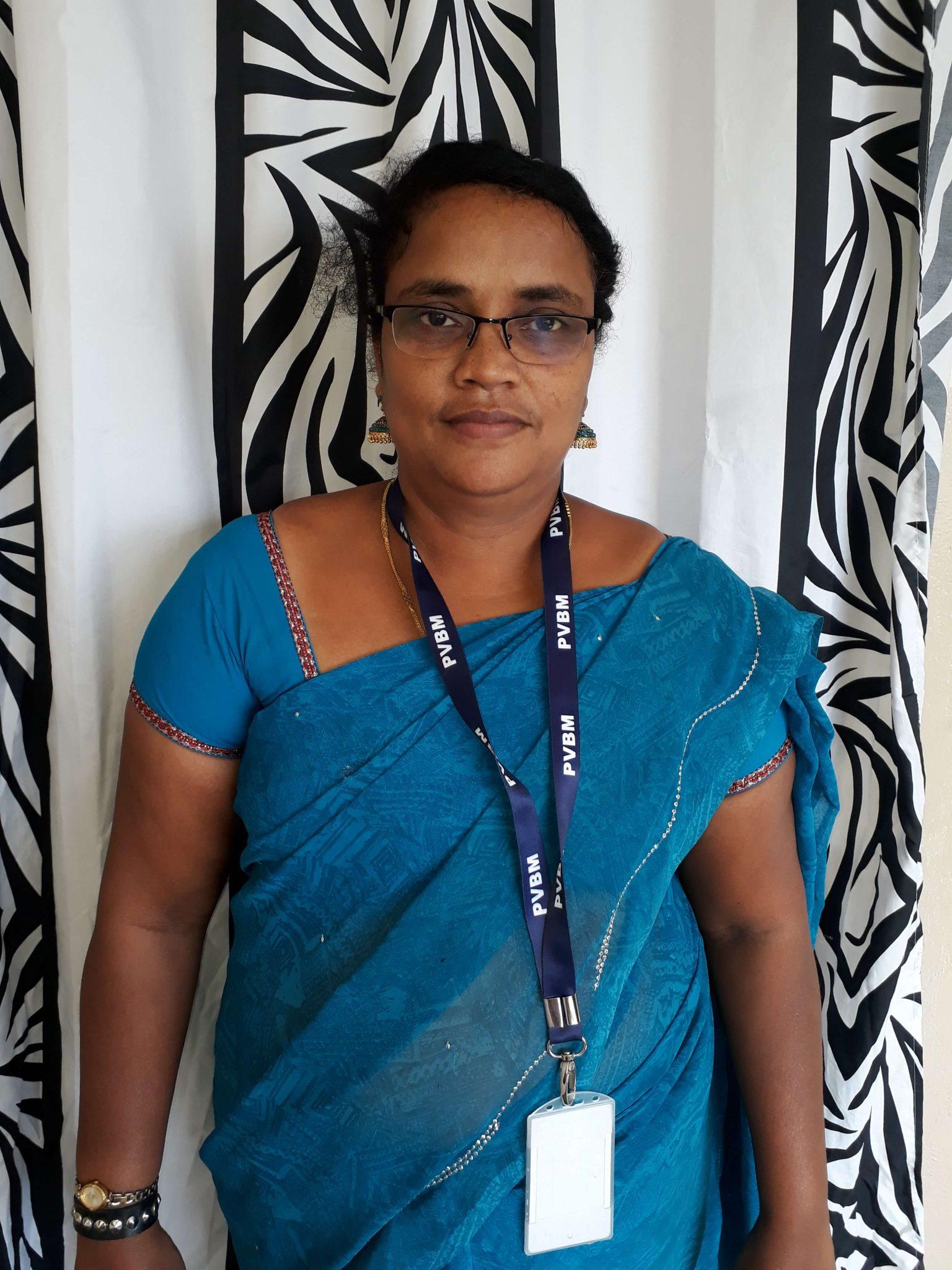 Mrs. S.Sumathi M.A B.Ed Economics department