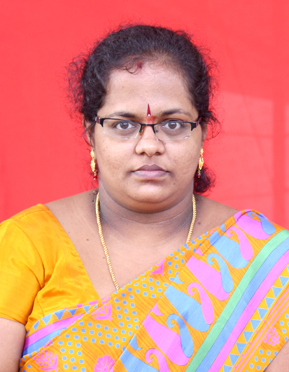Mrs. V.Sakthi Shalini B.Sc. GNITT Primary teacher