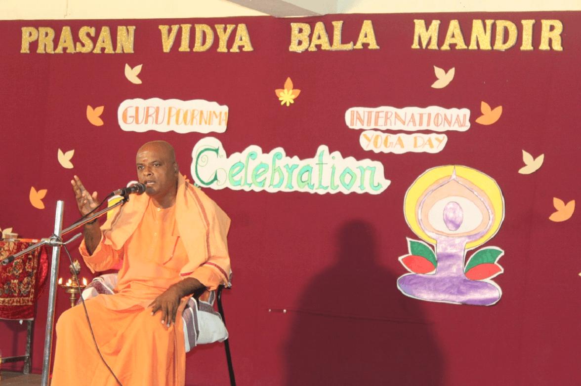Guru is aspiration, Guru is inspiration...