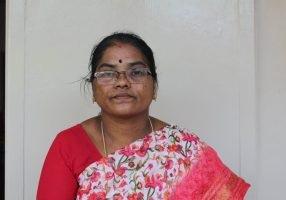 K. Parameswari M.SC., B.Ed Social Department