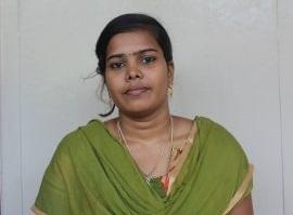 K. Relin Kumari B.A., B.Ed Social Department