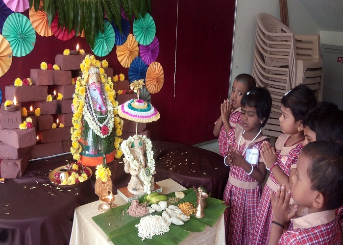Lot of happiness and Lord Ganesha blessings...