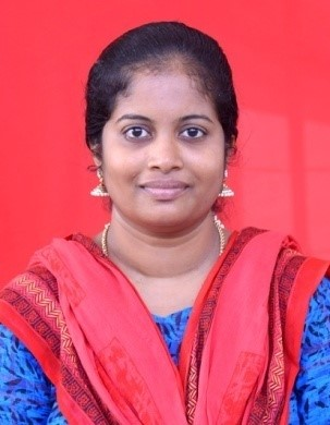 Mrs. S. Ravi Selvi B.A., Montessori Trained., KG Teacher