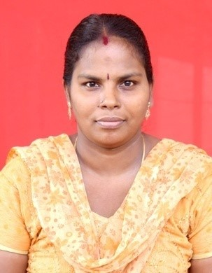 Mrs. V. Anitha - Administrative staff
