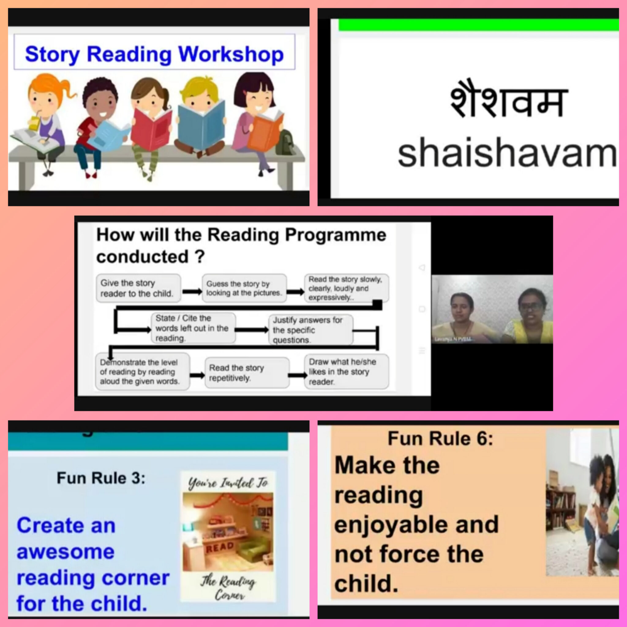 'Reading is the gateway skill that makes all other learning possible'
